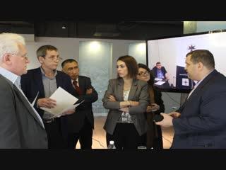 В чем разница работы УФСИН Питера и Омска Заместитель Председателя «Комитета за гражданские права» Андрей Маяков и правозащитник