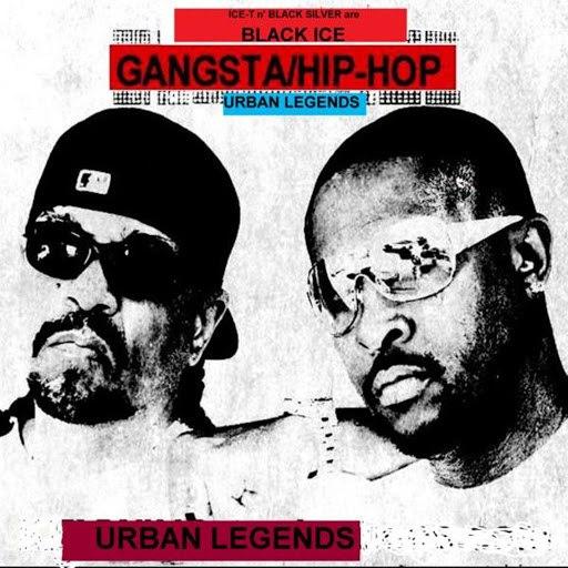 Ice-T альбом Urban Legends
