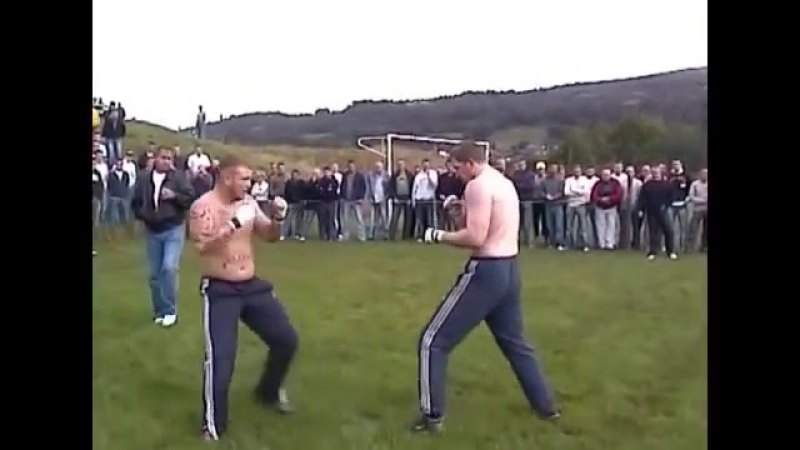 American pizdelka boxing пати