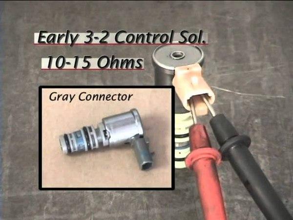 4 4L60 Ремонт АКПП 4l60, видеоуроки по ремонту АКПП часть 4