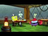 Spongebob Rainy day at the crusty crab (Audio fixed)(*1080p, 30fps original)