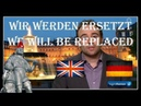 * WIR WERDEN ERSETZT * WE WILL BE REPLACED * YASCHA MOUNK * DEUTSCH * GERMAN Tagesthemen Experiment