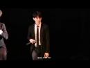 180206 TOPSECRET (일급비밀) - Don't Call My Name [K focus] фансайн в Осаке