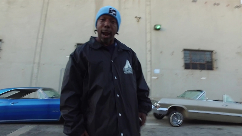 MC Eiht (feat. DJ Premier and WC) - Represent Like This