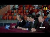 Новости UTV. В Салавате проходит Первенство России по тяжелой атлетике