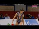 Дина Аверина - лента (квалификация)Гран-При, Москва 2018