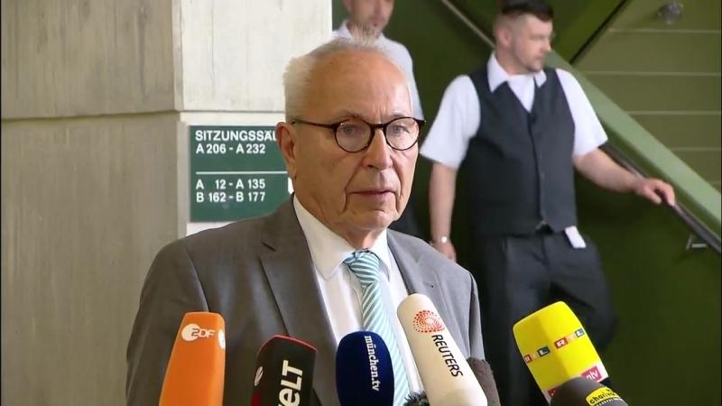 Stefan Aust (WELT.de) gesteht, es gibt offiziell keine Beweise gegen Beate Zschäpe