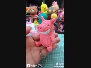 Китайская магия пластилина
