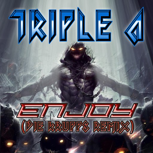 Triple A альбом Enjoy (Die Krupps Remix)