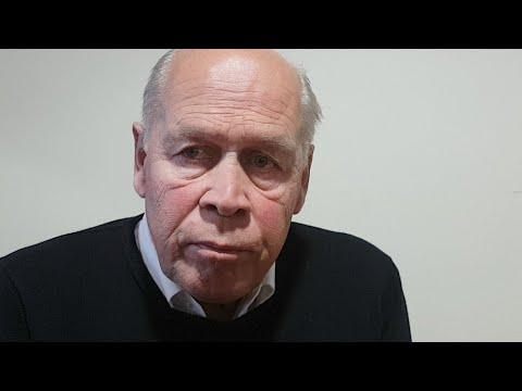 Haastattelu Minne Suomi Pommittaa - Kirja natottamisesta - Kirjamessut 2018 Pentti Sainio
