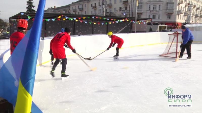 Курсанти-пенітенціарії вийшли на лід заради перемоги на Олімпійських іграх чернігівської збірної