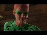 Бэтмен навсегда - Нападение на особняк Уэйна