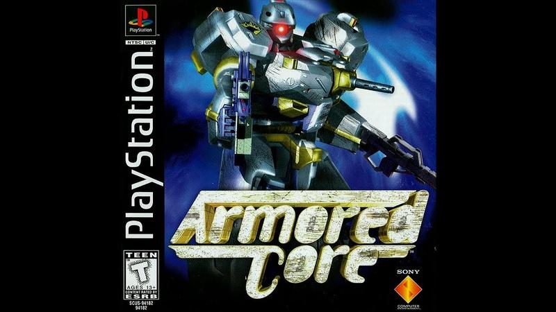 Armored Core (1997) [Psx] [USA] [Intro]