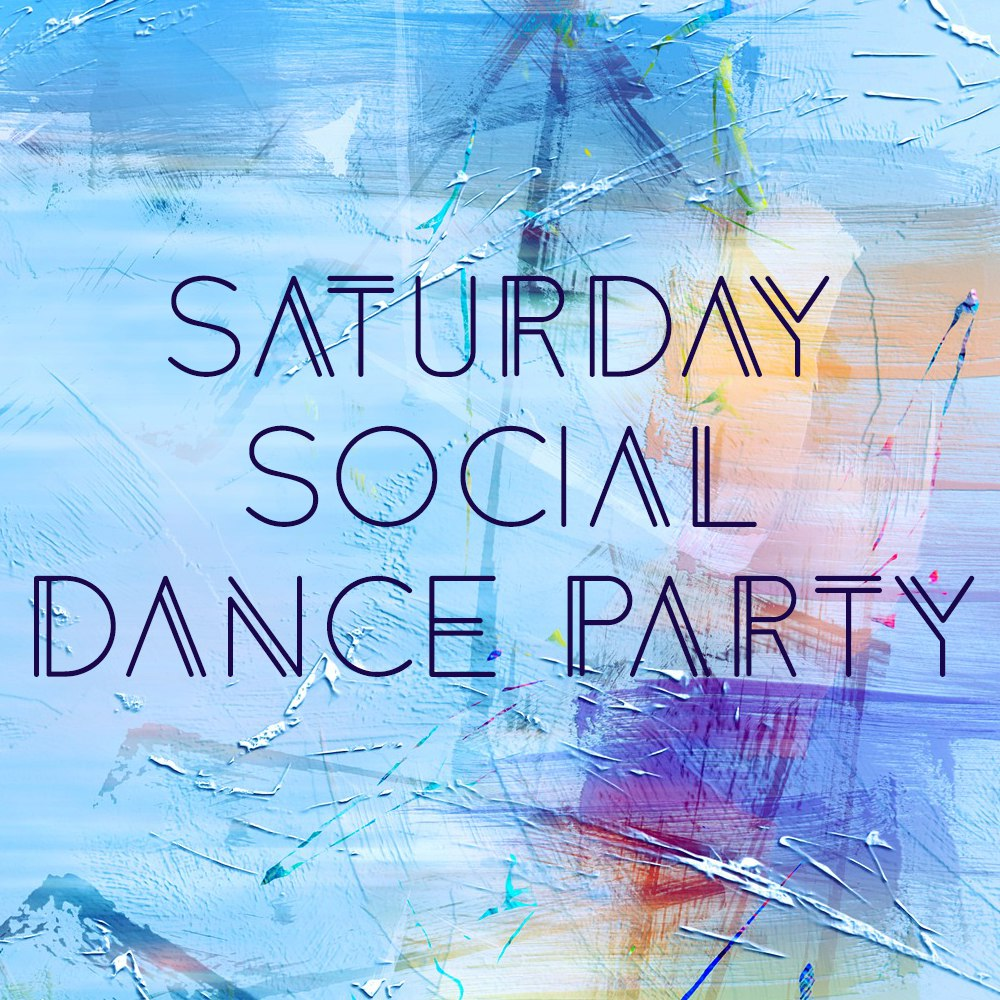 Афиша Казань SATURDAY SOCIAL DANCE PARTY