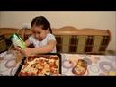 Пицца уйде жасаймыз Готовим пиццу дома