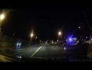 Серьезная авария на МКАД в Минске