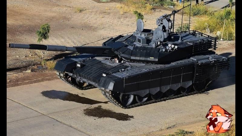 Сверхсекретный украинский танк
