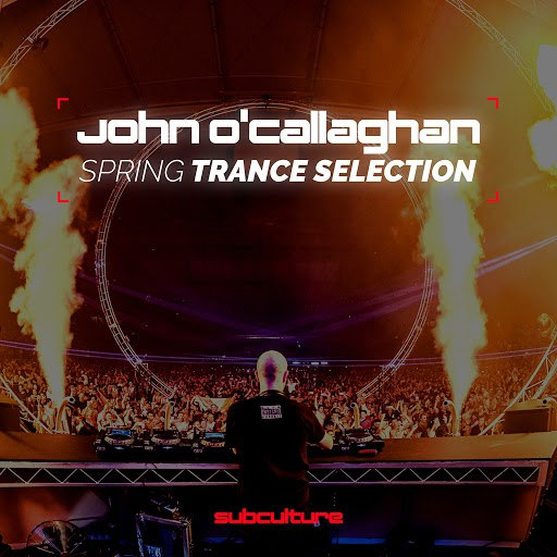 John O'Callaghan альбом Spring Trance Selection