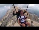 Paragliding yamaç paraşütü ölüdeniz babadag 2000m