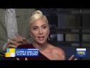 2018 Lady Gaga A Star Is Born - Good Morning America Gagavision