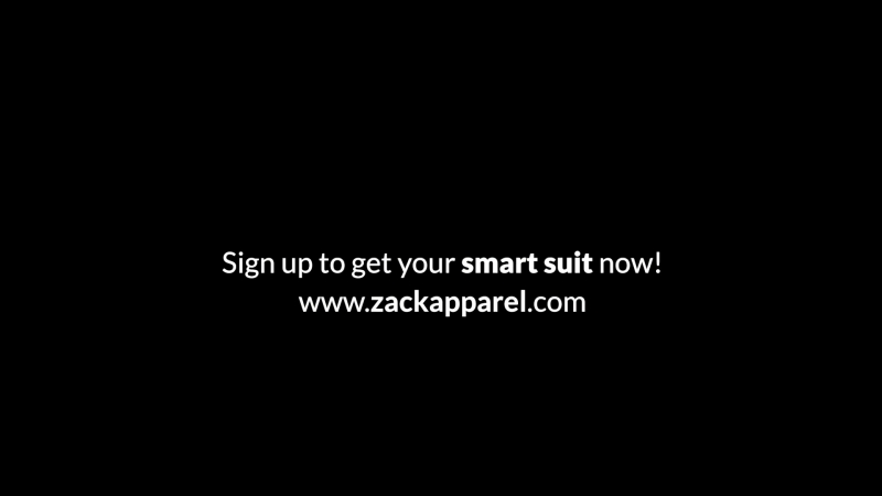 The Zackman Smart Suit Its Here!