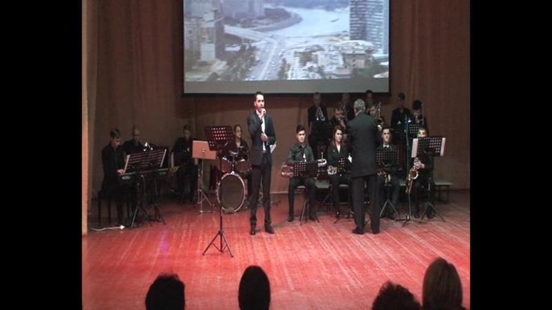 Денис Гилязов ( концерт, посвященный М. Магомаеву) -Лучший город земли