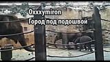 Слон-рэпер из Московского зоопарка (Oxxxymiron - Город под подошвой)