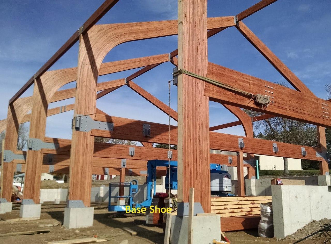 Деревянные конструкции