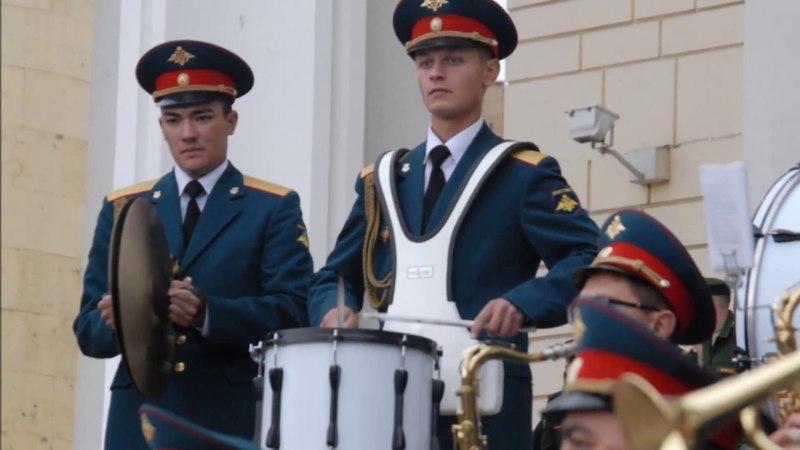 Военный Оркестр Московского Гарнизона принял участие в 200 мероприятиях за год.