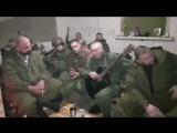 Виталий Леонов С бойцами ДНР где-то под Донецком