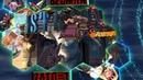 Guilty Gear Xrd Offset clash movie Raging Waves 60 fps