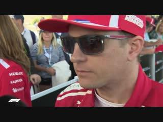 F1 Paddock Pass Post Race At The 2018 United States Grand Prix