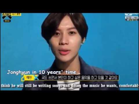 [SHINee] Members ways of Loving JonghyunMembers loved by Jonghyun (Part 2)