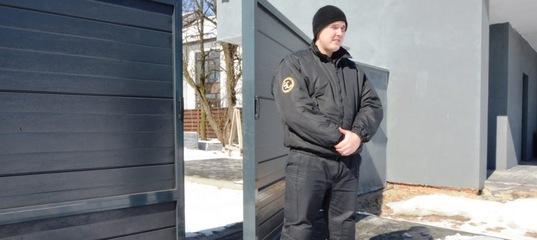 Охранник в частный дом москва октябрьский дом интернат для престарелых и инвалидов в костроме