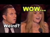 W.O.W! Top 7 SHOCKING &amp UNEXPECTED Judges on AGT and BGT!