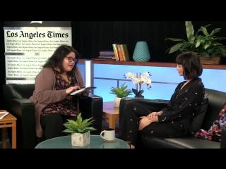 Caitriona Balfe LA Times interview [rus_sub]