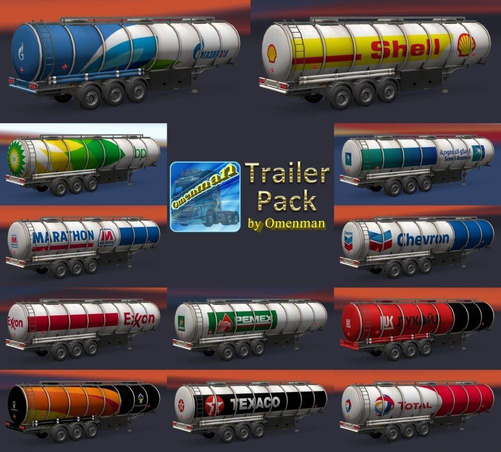 TRAILER PACK FUEL V1.02.00 1.30