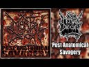 Defeated Sanity Mortal Decay Generosity of the Deceased Post Anatomical Savagery Split
