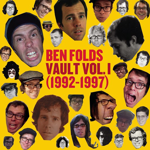 Ben Folds альбом Vault Volume I (1992-1997)