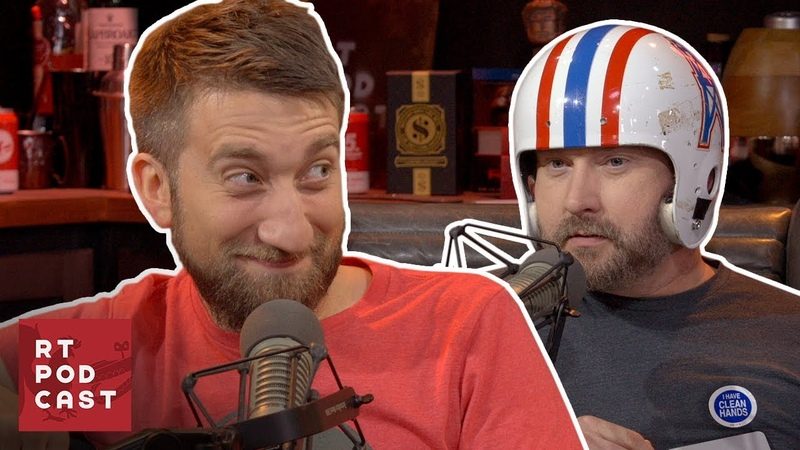 RT Podcast Ep. 506 - Is Burnie Officially Old Now
