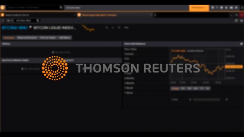 Терминал Reuters EIKON (Metastock XENITH)
