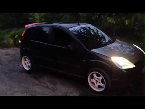 Ford Fiesta mk6 5D 2.0 ST 150