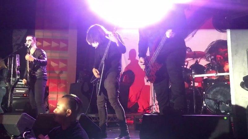 Satyricon - The Pentagram Burns - Live In Los Angeles 2018