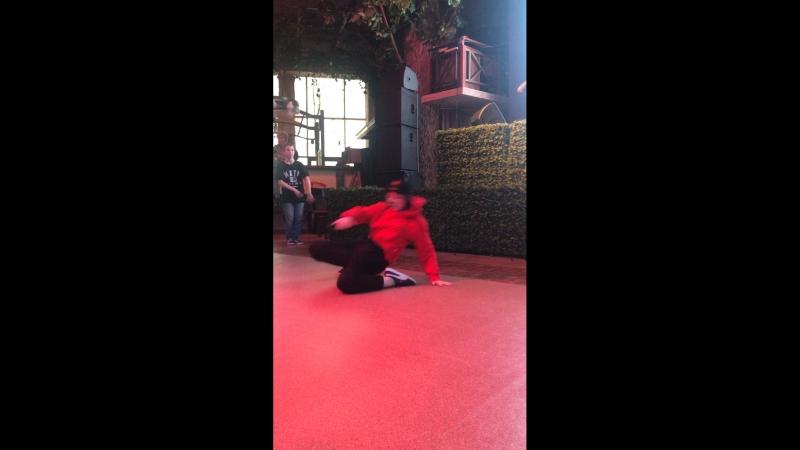 Just move преселект Dance OPERA dancer KitKat Иброгимова Катя