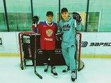 SUPER CHALLENGE | Андрей Миронов (ХК Динамо Москва)