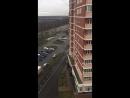 ЖК Спортивная деревня вид с 9 этажа литера 5