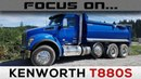 Focus On Kenworth T880S