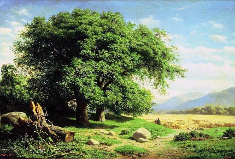 Михаил Клодт (1832-1902)