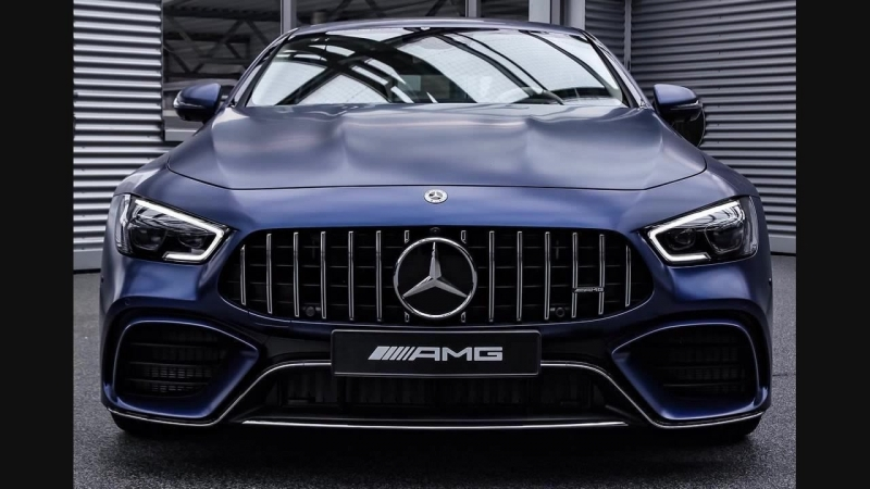 Details- The brand new Mercedes-AMG GT 63 S 4MATIC.mp4