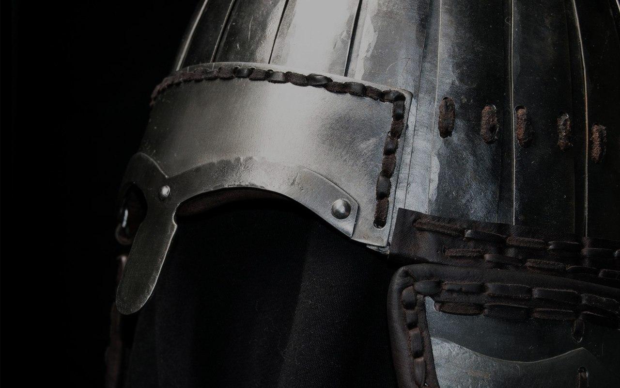 Шлем из Курска времен Великого переселения народов